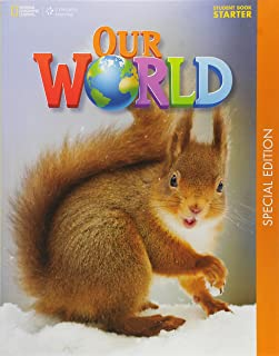 Our World Starter Sb With Cd-Rom - American