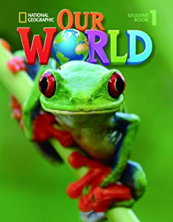 Our World: Student Book With Cd-Rom 1
