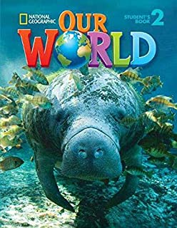 Our World: Student Book With Cd-Rom 2