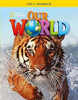 Our World: Workbook With Audio Cd - Level 3