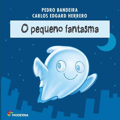 PEQUENO FANTASMA, O  01 - PEDRO BANDEIRA