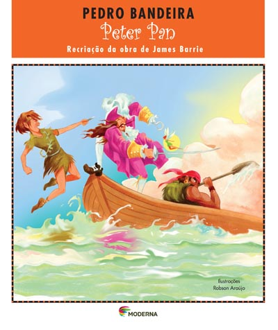 Peter Pan Recr Obra James Barrie