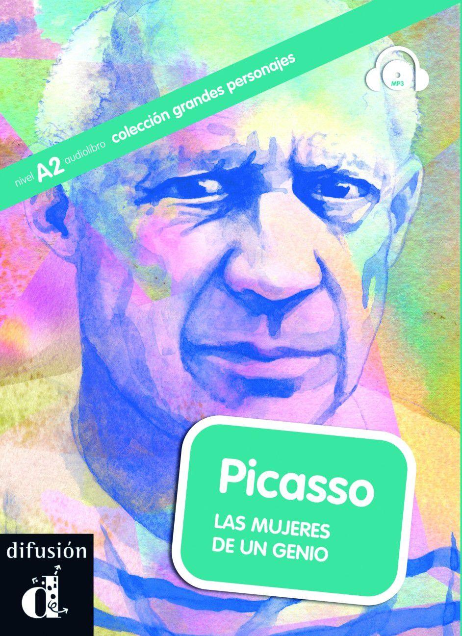 PICASSO - GRANDES PERSONAJES - NIVEL A2 - LIBRO CO