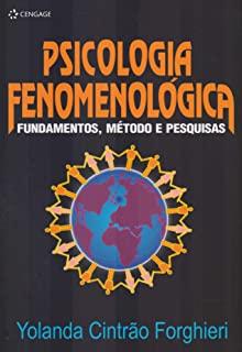 Psicologia Fenomenologica