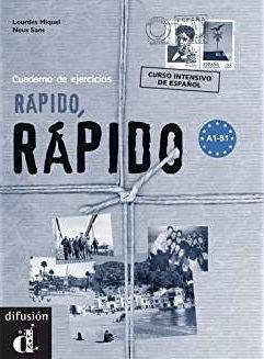 RAPIDO, RAPIDO - CUADERNO DE EJERCICIOS