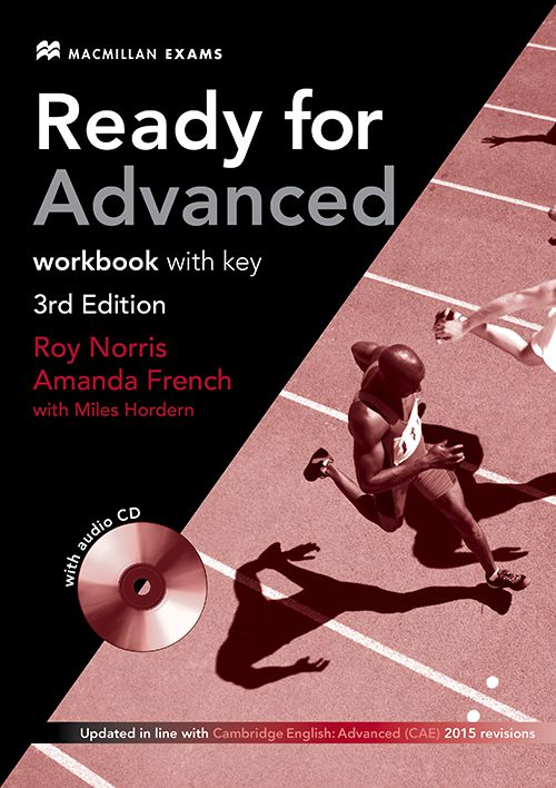 READY FOR ADVANCED WORKBOOK WITH KEY PACK-3RD ED