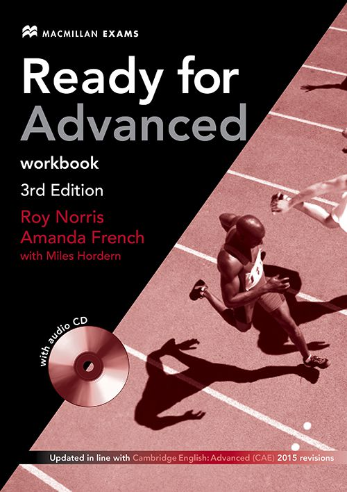 READY FOR ADVANCED - WORKBOOK WITHOUT KEY PACK - D