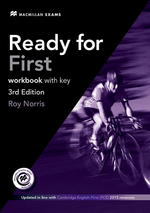 READY FOR FCE WORKBOOK  KEY  AUDIO CD PACK