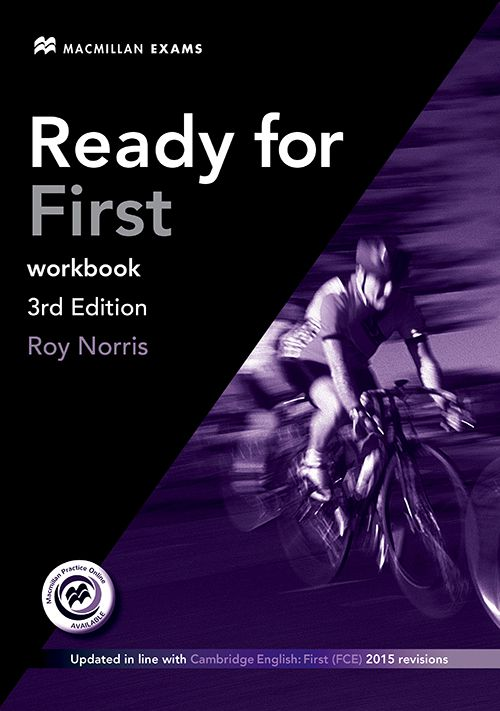 READY FOR FCE WORKBOOK WITH AUDIO CD NOKEY - 3RD D