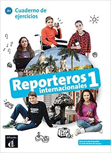 REPORTEROS INTERNACIONALES CUADERNO DE EJERCICIOS-1