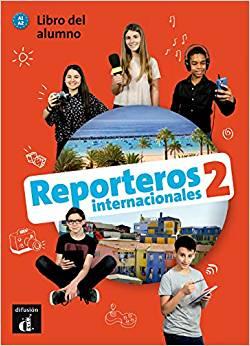 REPORTEROS INTERNACIONALES LIBRO DEL ALUMNO CON MP3-2