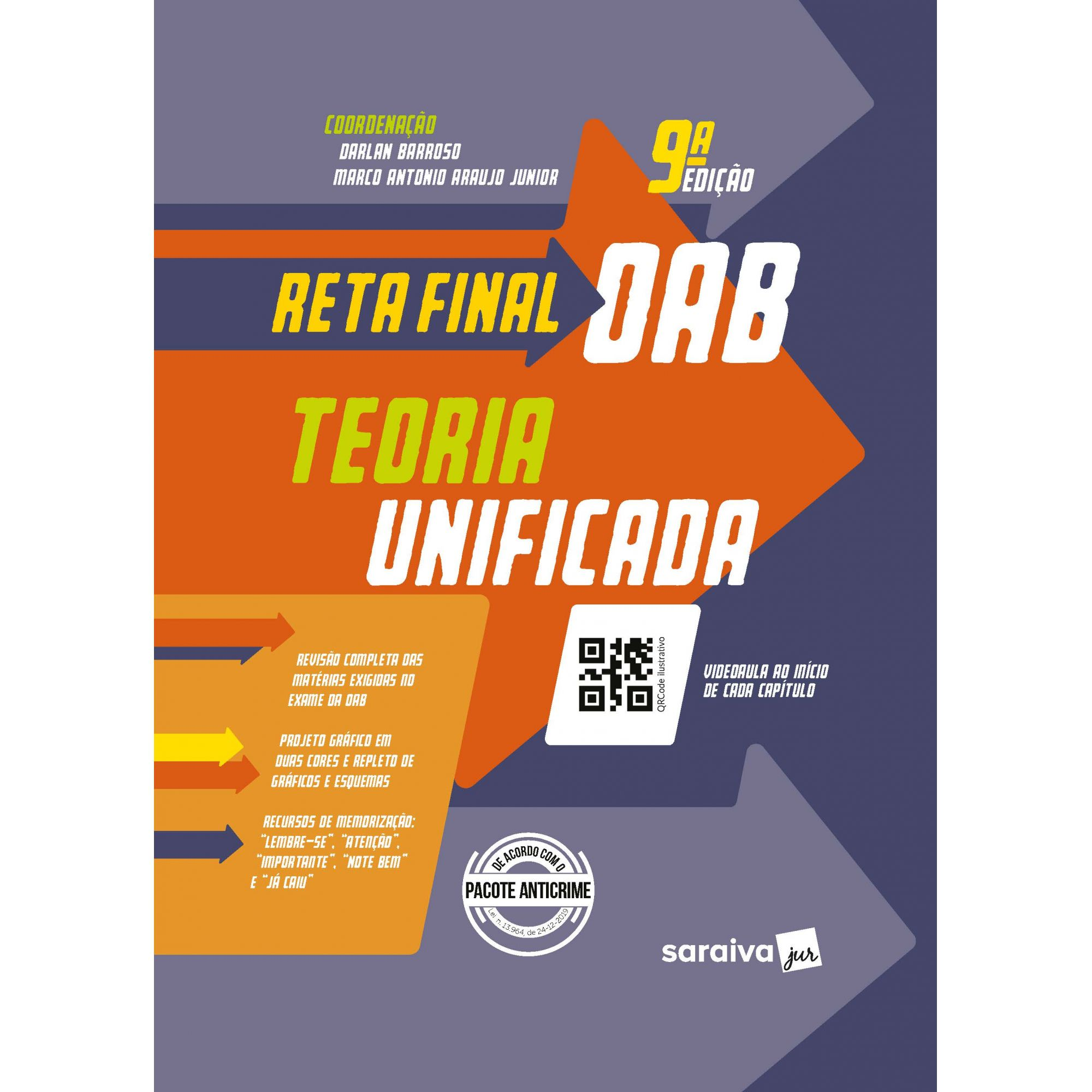 Reta Final OAB - Teoria Unificada