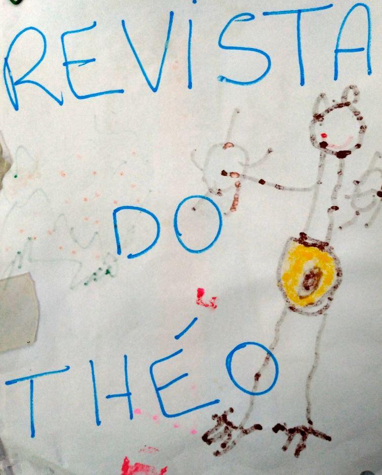 Revista do Théo - THÉO REIS