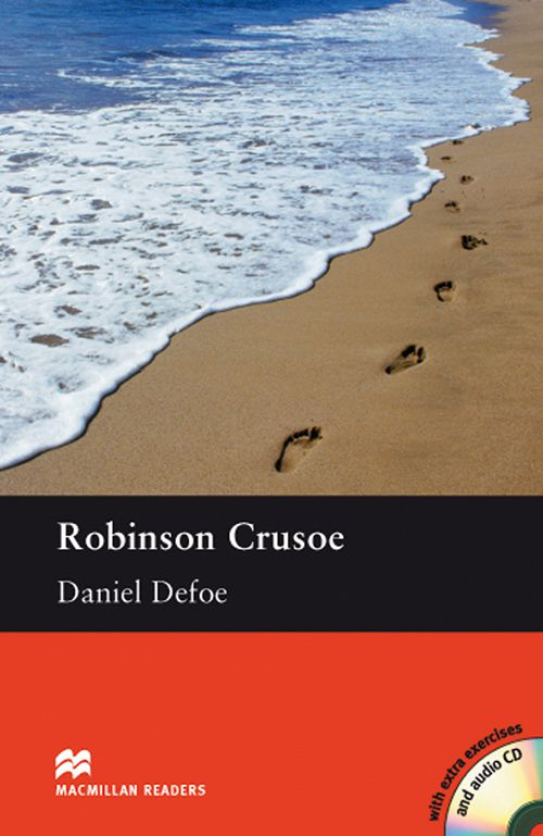 ROBINSON CRUSOE - AUDIO CD INCLUDED