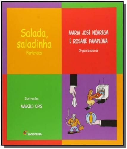 SALADA SALADINHA - MARCOS NOBREGA