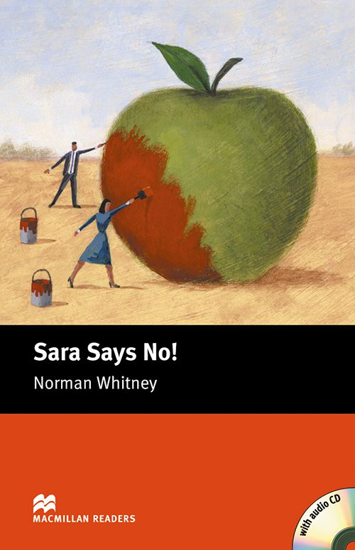 SARA SAYS NO MACMILLAN READERS STARTER - BOOK WITD
