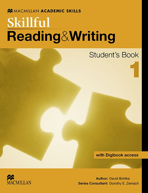 SKILLFUL 1 READING  WRITING STUDENTS BOOK PACK