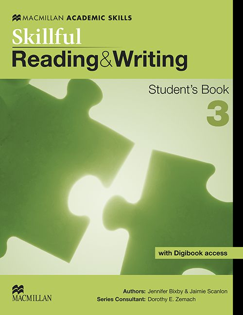 SKILLFUL 3 READING  WRITING STUDENTS BOOK PACK