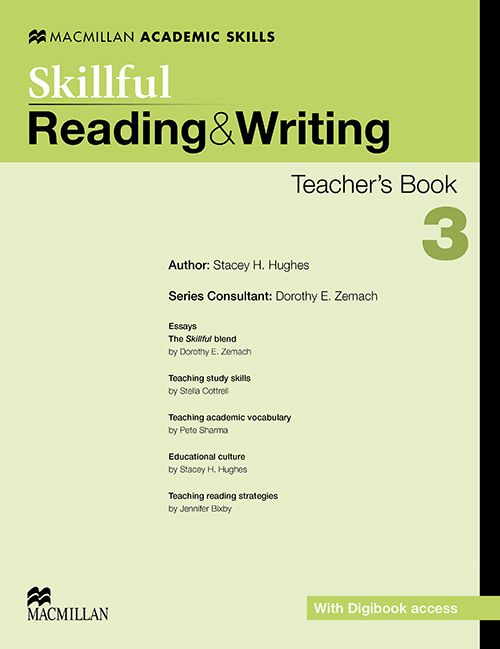SKILLFUL 3 READING  WRITING TEACHERS BOOK PACK