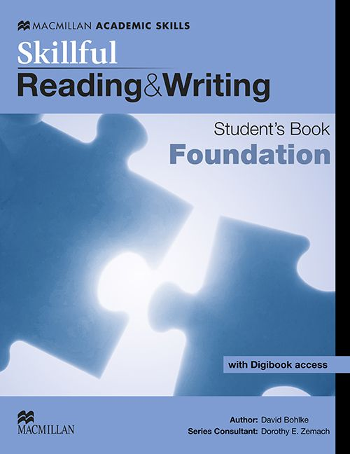 SKILLFUL FOUNDATION READING  WRITING STUDENTS BOOK
