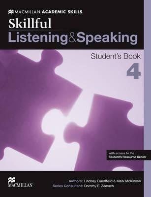 SKILLFUL LISTENING & SPEAKING STUDENTS BOOK W/e-BOOK-4