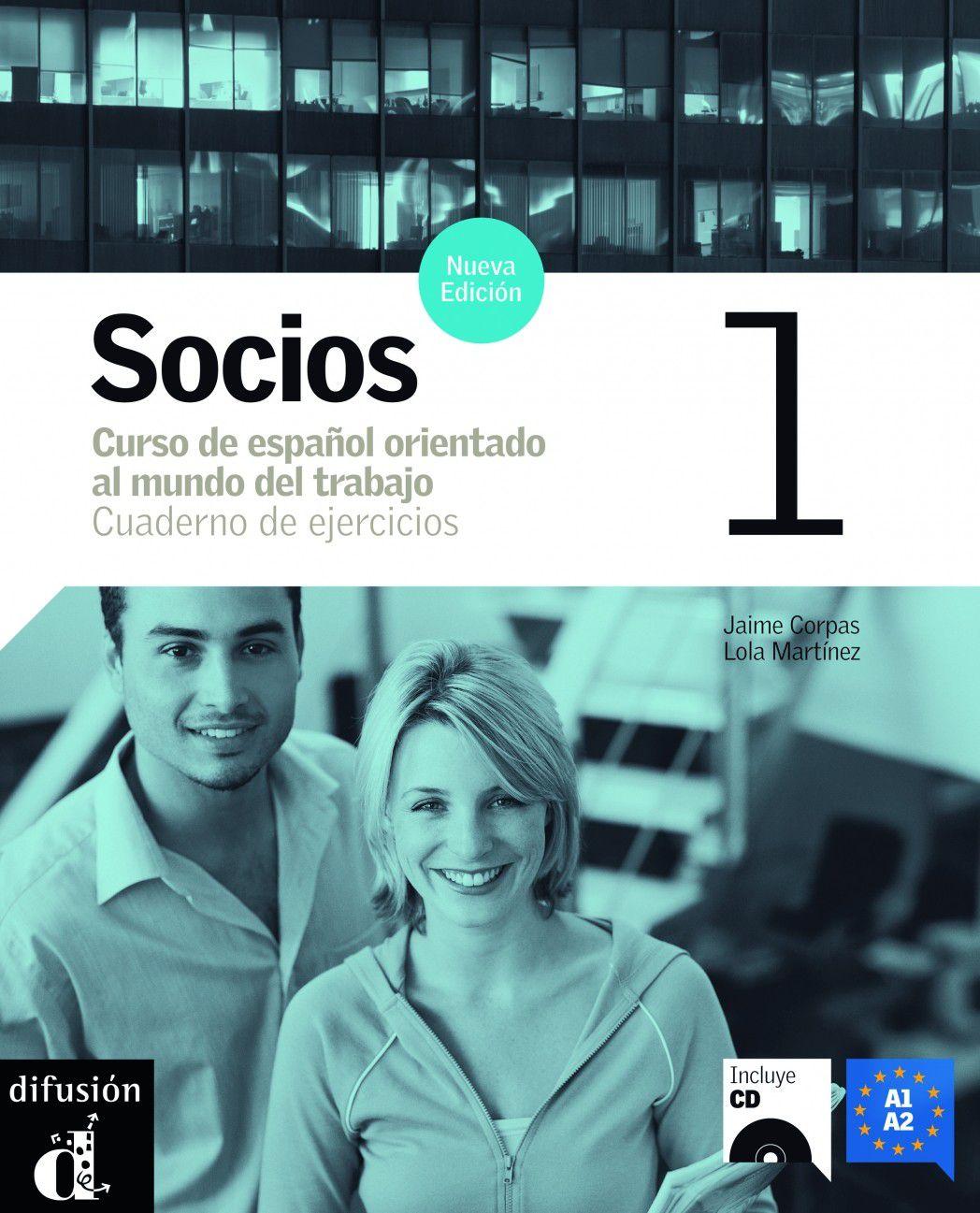 SOCIOS 1 NUEVA EDITION - CUADERNO DE EJERCICIOS +