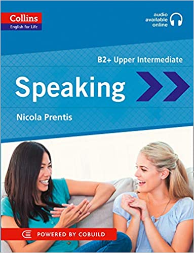 Speaking B2+ Upper-Intermediate - Collins English For Life - Book With Mp3 Cd