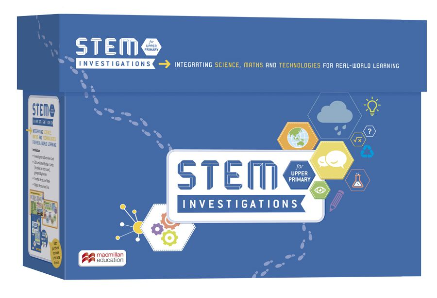 STEMS INVESTIGATIONS FOR UPPER PRIMARY