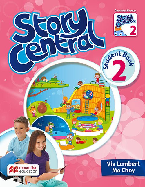 STORY CENTRAL 2 - SB PACK WITH EBOOK