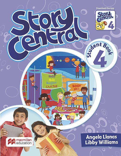 STORY CENTRAL STUDENTS BOOK WITH eBOOK PACK-(4)