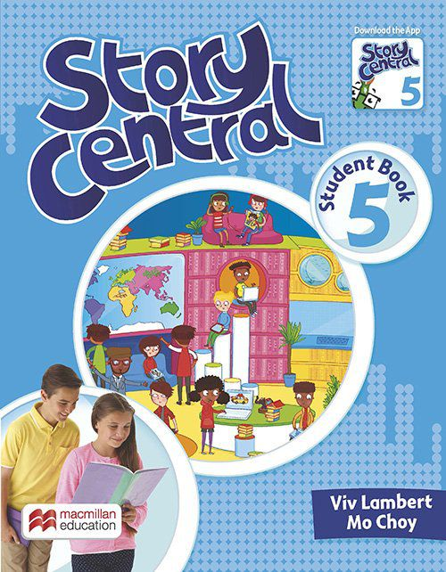 STORY CENTRAL STUDENTS BOOK WITH eBOOK PACK-5