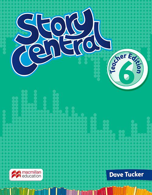 STORY CENTRAL TEACHERS BOOK WITH eBOOK PACK-6