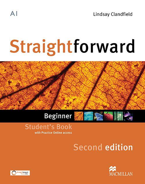 STRAIGHTFORWARD 2ND STUDENTS BOOK & EBOOK PACK-BEG