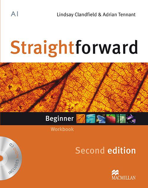STRAIGHTFORWARD BEGINNER WORKBOOK WITH AUDIO CD WD