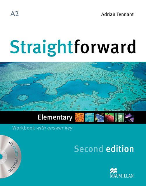 STRAIGHTFORWARD ELEMENTARY WORKBOOK WITH AUDIO C01