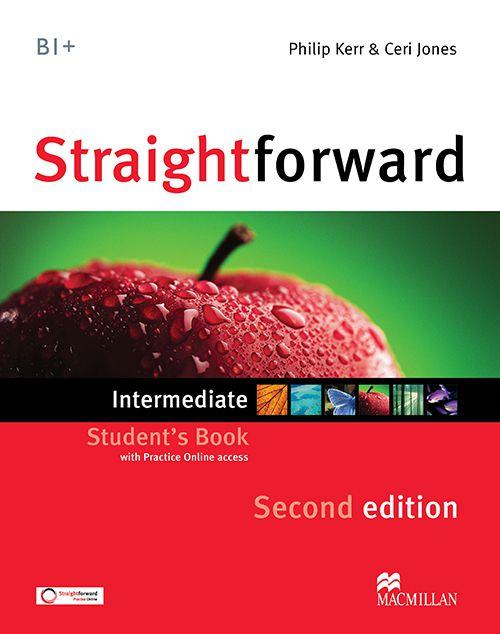 STRAIGHTFORWARD INTERMEDIATE SB + EBOOK STUDENTS PACK - 2ND ED