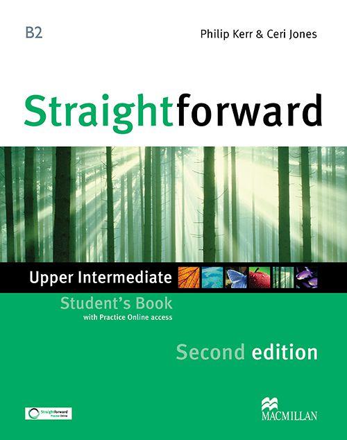 STRAIGHTFORWARD UPPER INTERMEDIATE SB AND EBOOK PACK - 2ND ED