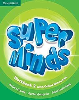 Super Minds 2 Wb With Online Resources