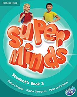 Super Minds 3 - Student S Book With Dvd-Rom