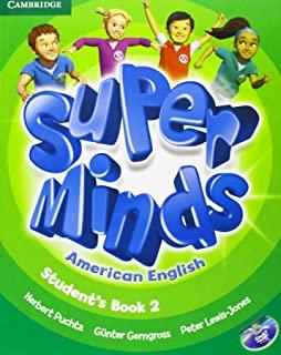 Super Minds American English 2 - Students Book Wim