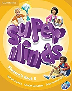 Super Minds Level 5-Sb With Dvd-Rom