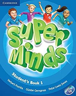 Super Minds Student S Book - Vol.1