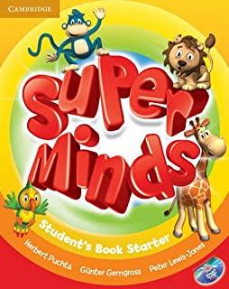 Super Minds: Students Book Starter