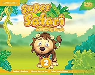 Super Safari 2 Ab - British