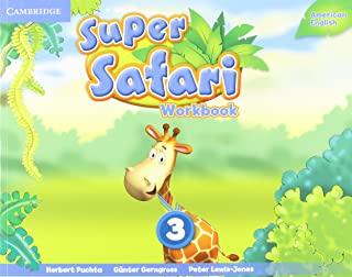 Super Safari 3 American English Wb