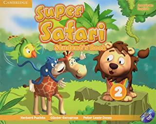 Super Safari American English 2 Sb With Dvd-Rom - 1St Ed