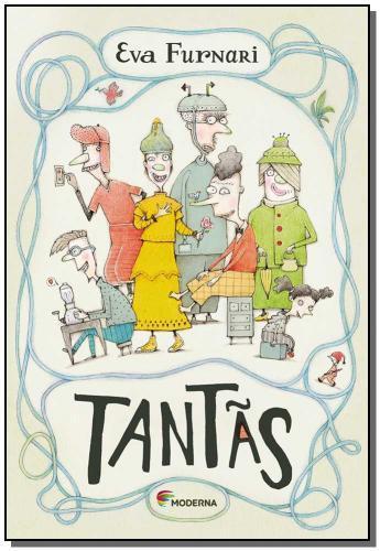 TANTAS - EVA FURNARI