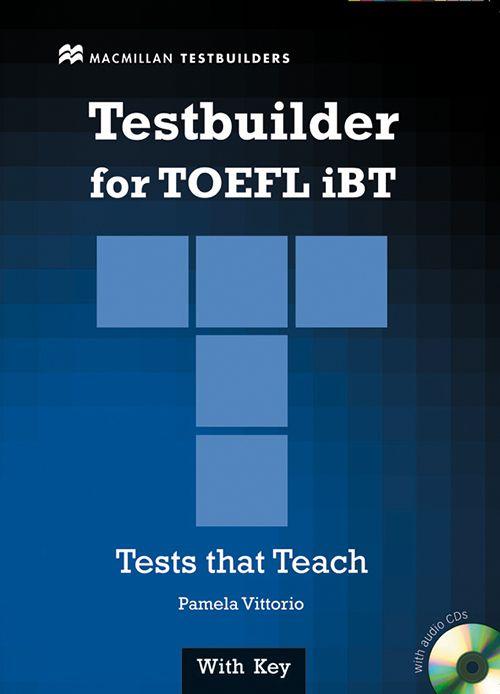 TESTBUILDER FOR TOEFL IBT TM