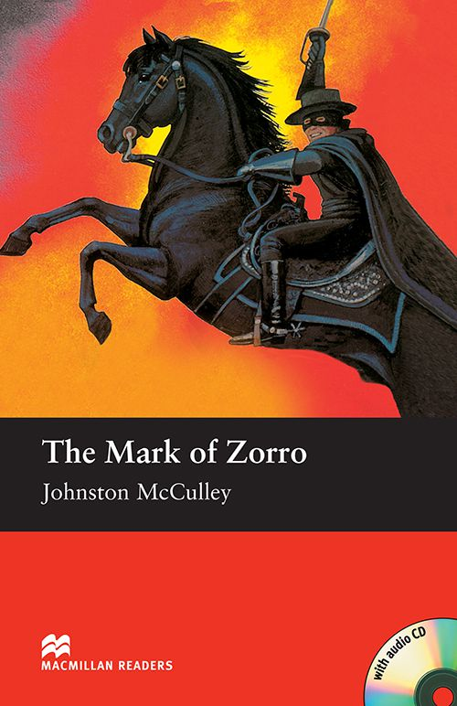 THE MARK OF ZORRO  WITH CD 2  ELEMENTARY