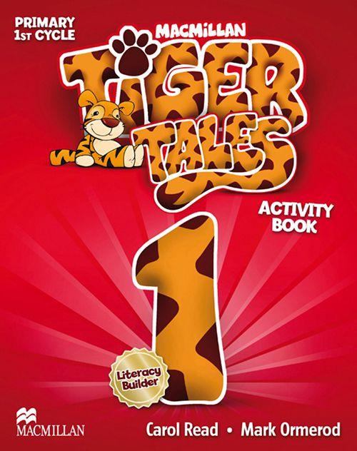 TIGER TALES - LEVEL 1 - ACTIVITY BOOK